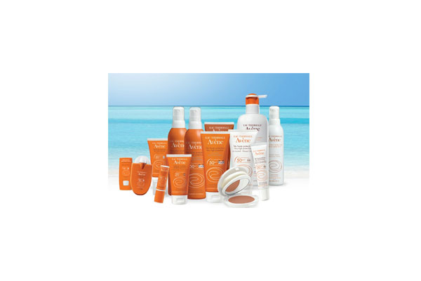 Gamme solaire Avène